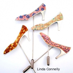 shoe-brooches