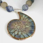 New Ammonite 'Fossil' Pendants