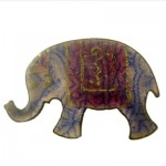 Elephant Brooch 07