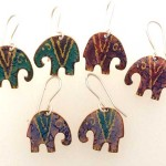 enamel-elephant-earrings