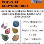 New Enamelling Class