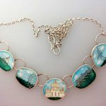 New 'Memories' Silver and Enamel Jewellery
