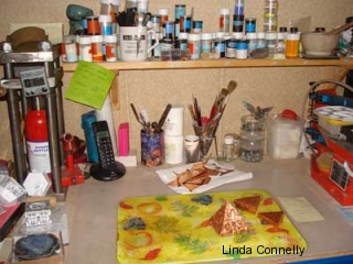 my-studio-enamelling-area