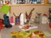 Enamelling Area in My Studio
