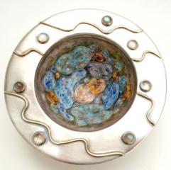Sea Pebble Bowl
